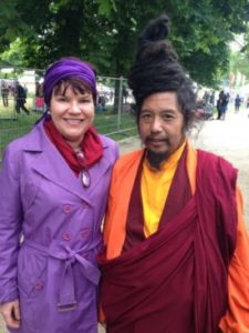 Khenpo Könchok Tashi Rinpoche