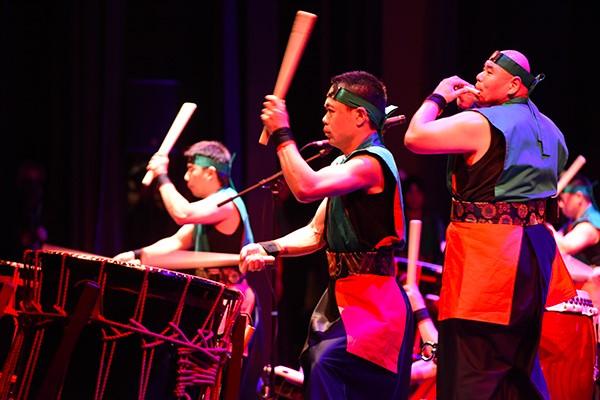 Tambours Sacrés Zuihô Taiko